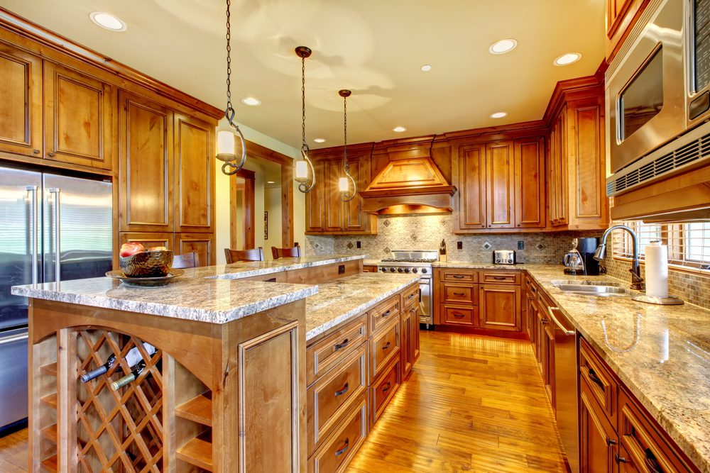 Granite Countertops in the Woodlands, TX